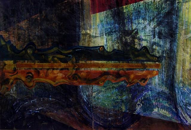 """detail 1 - """"Dust Forge Doorway"""""""