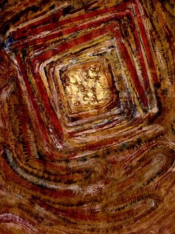 """detail - """"Clay Ground Mountain"""""""