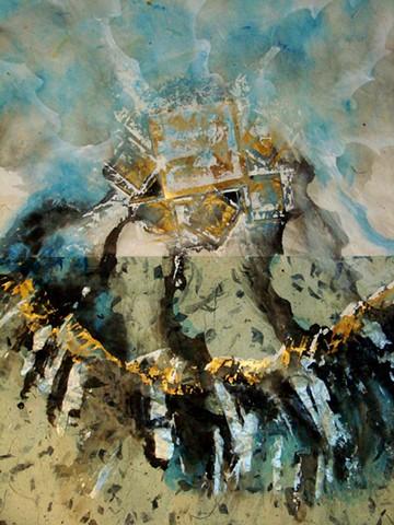 detail - 'Sky-Meadow-Mountain'