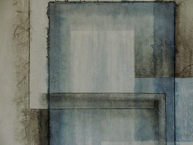 detail 3 - 'Depression Glass'