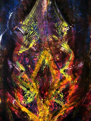 detail - A Chrysalis - Feel