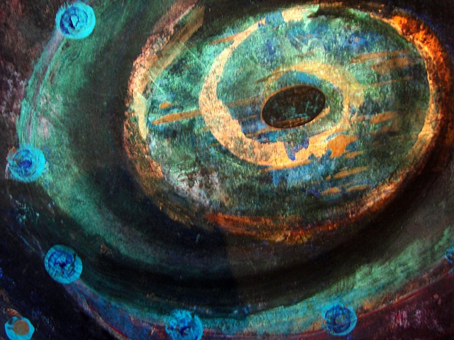 detail - Spindle Whorl Study