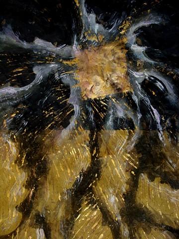 detail - 'Phoenix Legend Mountain'