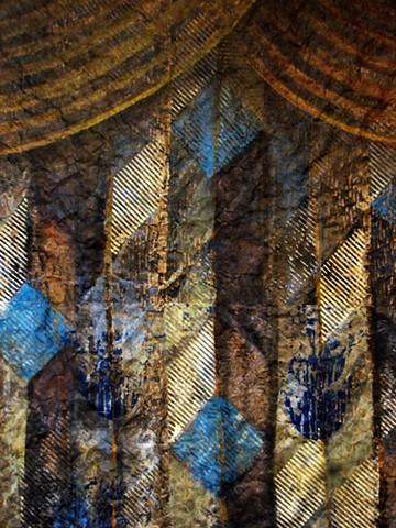 detail - Main Rag Annual - Winter Curtain