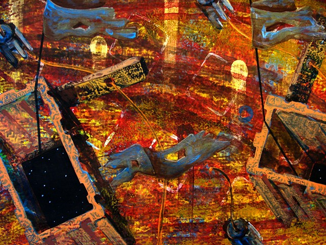 detail - Revisiting Disappointment's Junkyard - Buried Treasure
