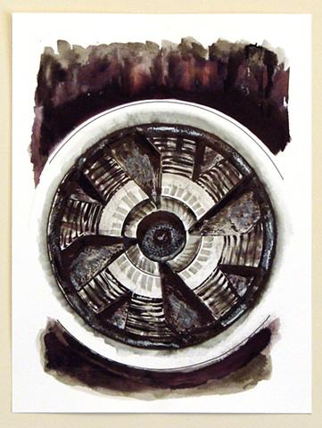 Wheat Wheel Study