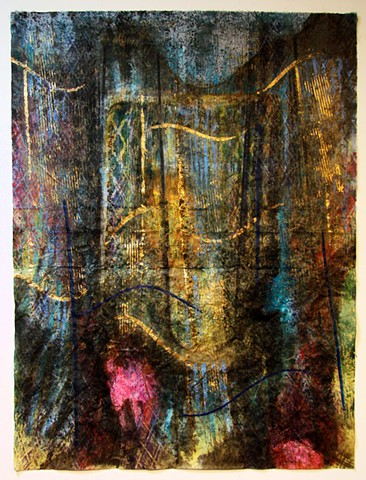 Behind Each Curtain ... twilight
