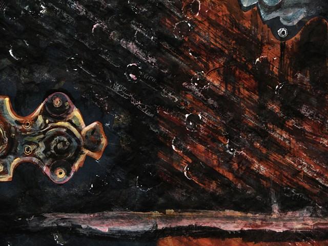 "detail 3 - ""Fire Gate"""