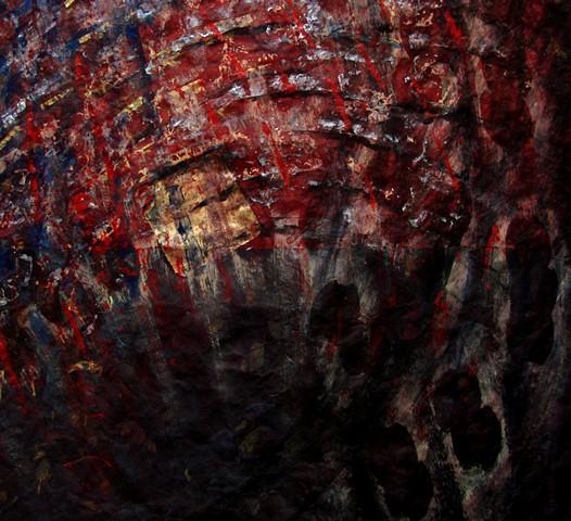 "detail - ""Suspended Heart Bell"""