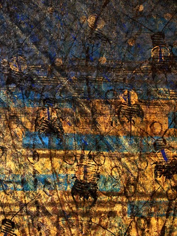 Migration of Exiles - detail