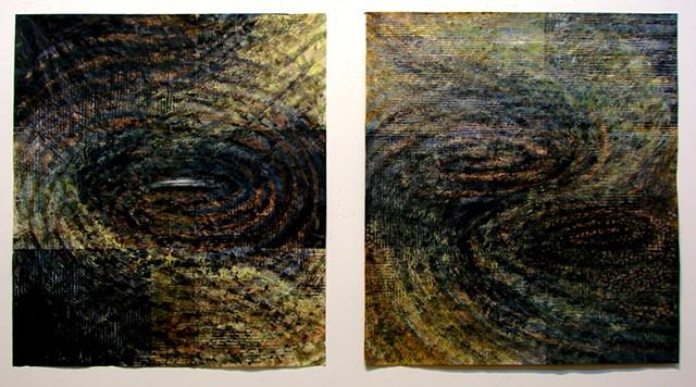 Verses: White carp, Starwell / Wanderluster Narrative
