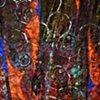 detail - Endless Waterfall - Fire River