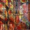 detail - Three Way Mirror of Time