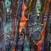 Endless Waterfall (Study) - Night River