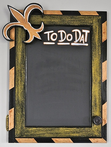 To Do Dat Chalkboard