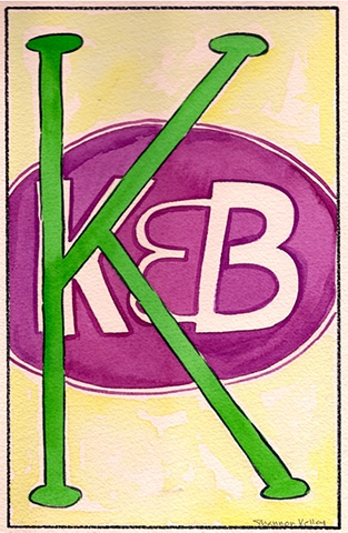 K is for K and B