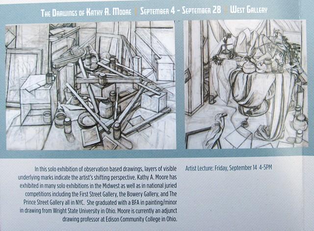 2012 Solo Exhibit at Anderson University, IN