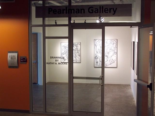 Art Academy of Cincinnati Pearlman Gallery Kathy A. Moore Drawings