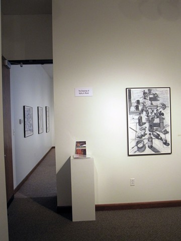 2012 Solo Exhibit at Anderson University, IN