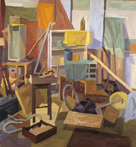 Still LIfe in Studio