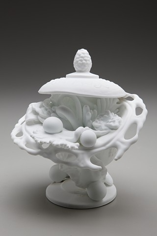 Lidded Candy Dish