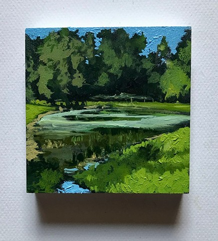 matt lively plein air painting