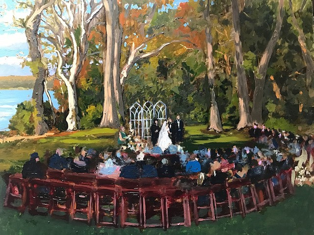 matt lively wedding painting