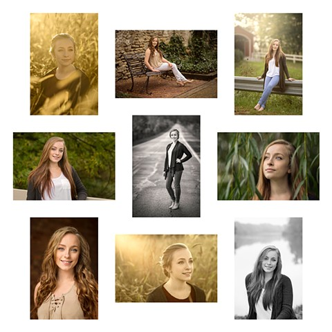 Savanna's Senior Pictures-October, 2016 Class of 2017