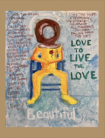 Live The Love Beautiful