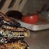 Corinna's Fried Eggplant
