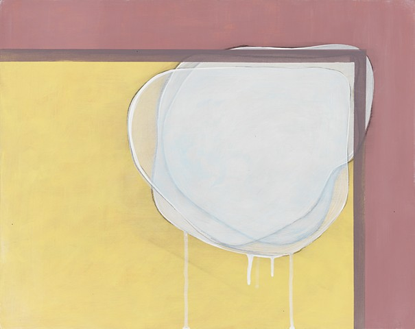 "Chris D Smith, Untitled, 2008, acrylic on panel, 16"" x 20"""
