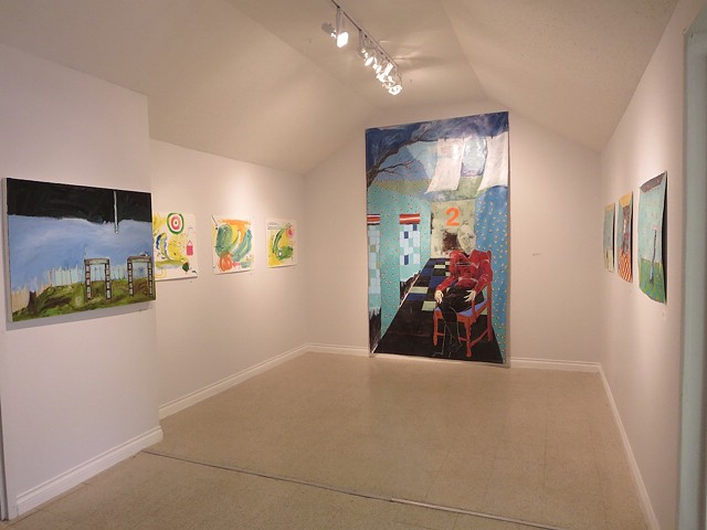 Sotto Voice: Lake Country Art Gallery 2014