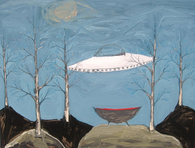 """Welcome"" (UFO Series)"
