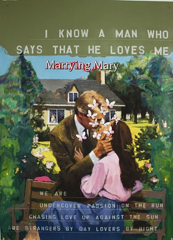 Marrying Mary (Part-time Lover)
