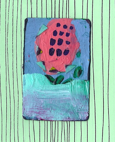 aceo, art, painting, original, sold, no longer available, contemporary, fine art, card, edition