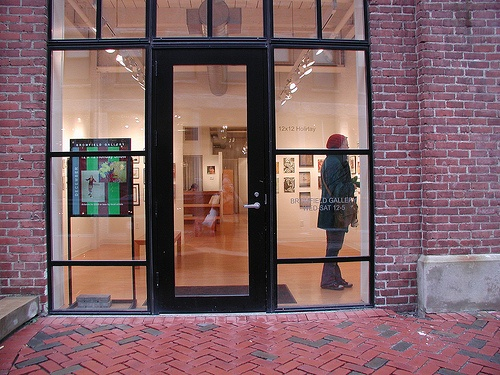 12 x 12 Holiday Show, Bromfield Gallery, Boston MA USA