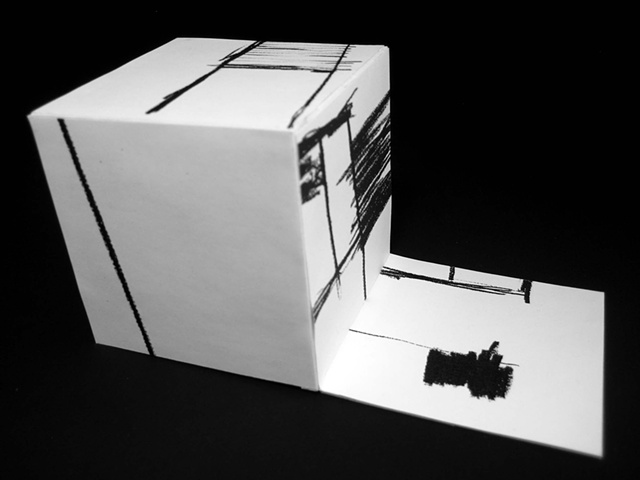 cube sculpture II, 61e