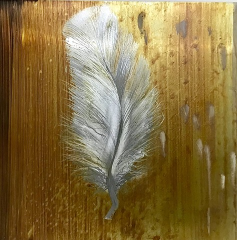 Feather sepia 2