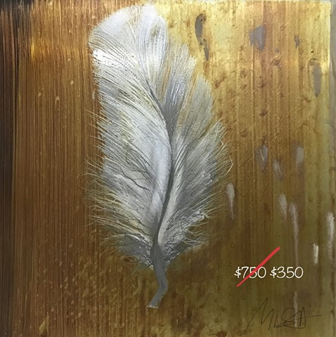 Feather metal