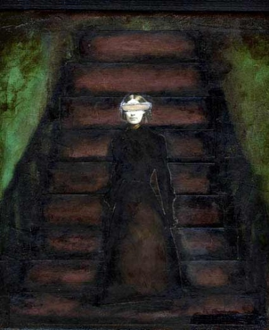 The Brown Lady of Raynham Hall 2