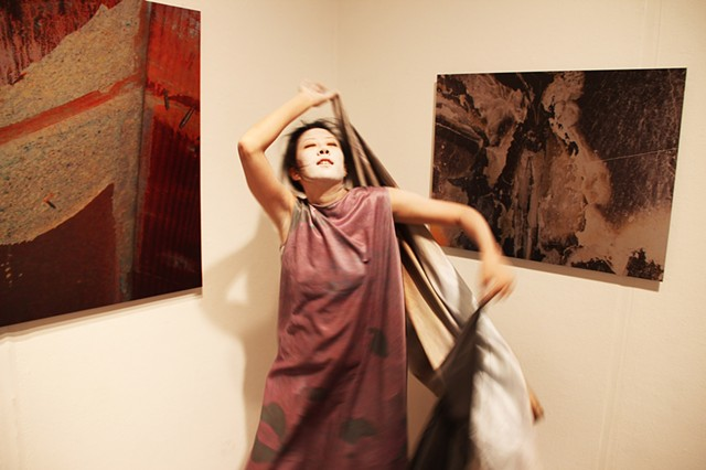 Poetry Reading & Dance Performance with Michelle Lai