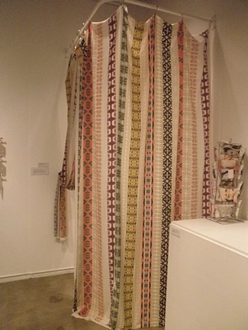 unCommon threads exhibition