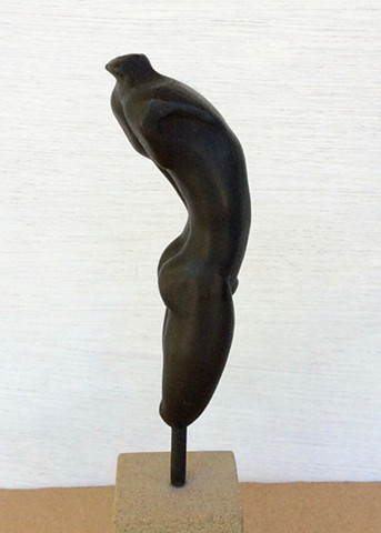 blandy bronze sculpture