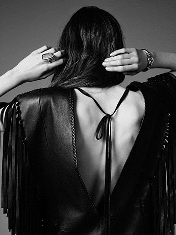 Saint Laurent by Hedi Slimane