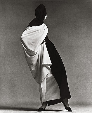 Inspiration. Photo by Richard Avedon