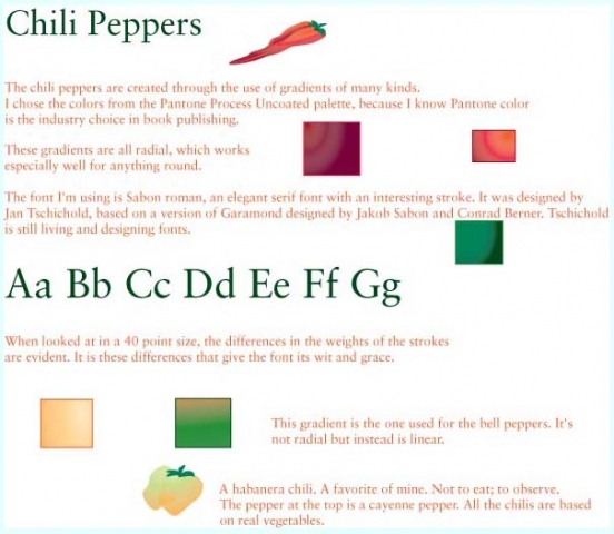 Chili Pepper text