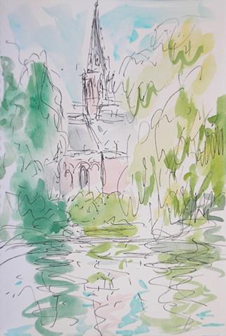 Church in South Holland