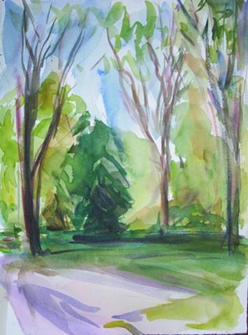 A Walk in the Arboretum 3