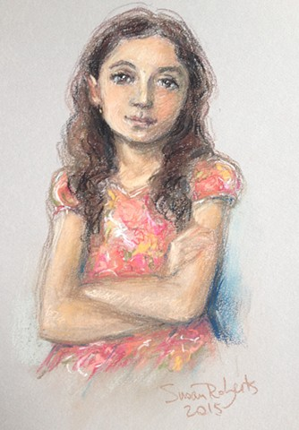 an example of my pastel work