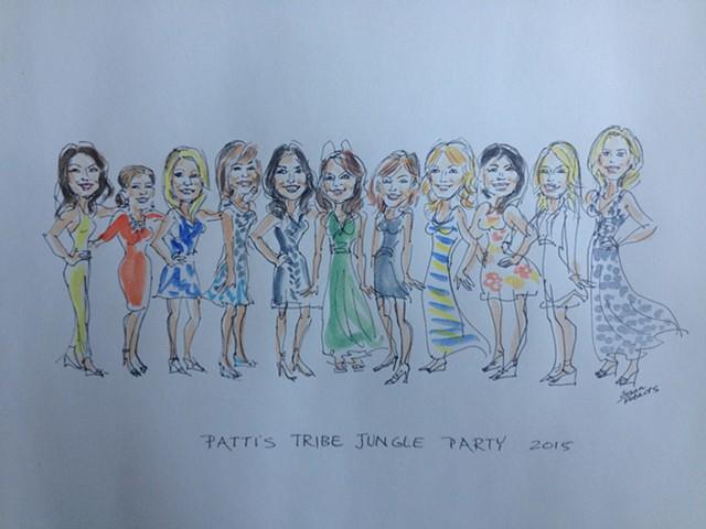 11 Barbies